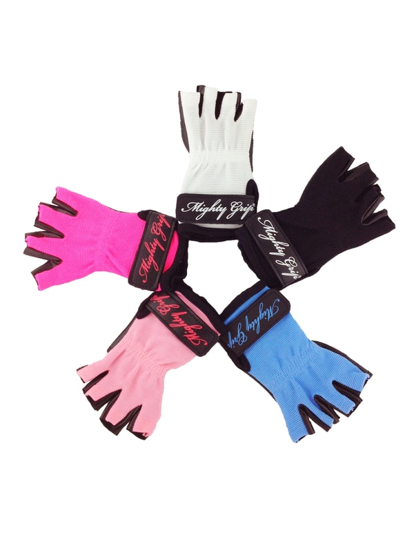 Pole Dance Gloves - Mighty Grip - Tack