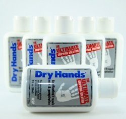 Dry Hands - The Ultimate Grip Solution (6erpack)
