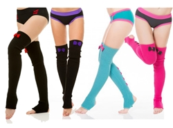 Bubblegum Leg Warmers - Pole Candy