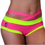 Criss Cross Brazil Polefit Shorts (candy-farbig)
