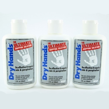 Dry Hands - The Ultimate Grip Solution (3-pack)