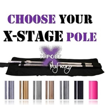 X-Stage Silicone Pole Set