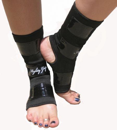 Pole Dance Ankle Protector with tack