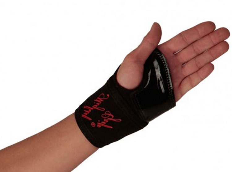 Mighty Grip Wrist and Thumb Support with Tack