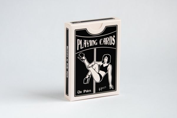Pole & Aerial Hoop Playing Cards