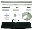 X-Pole XPert Chrome Pole Set